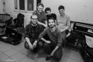 Portrait Jazz à Caudéran